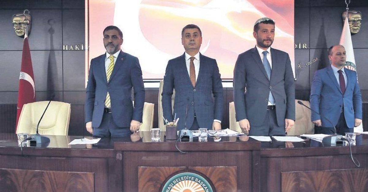 Gölbaşı Belediyesi Meclisi'nden Ortak Bildiri