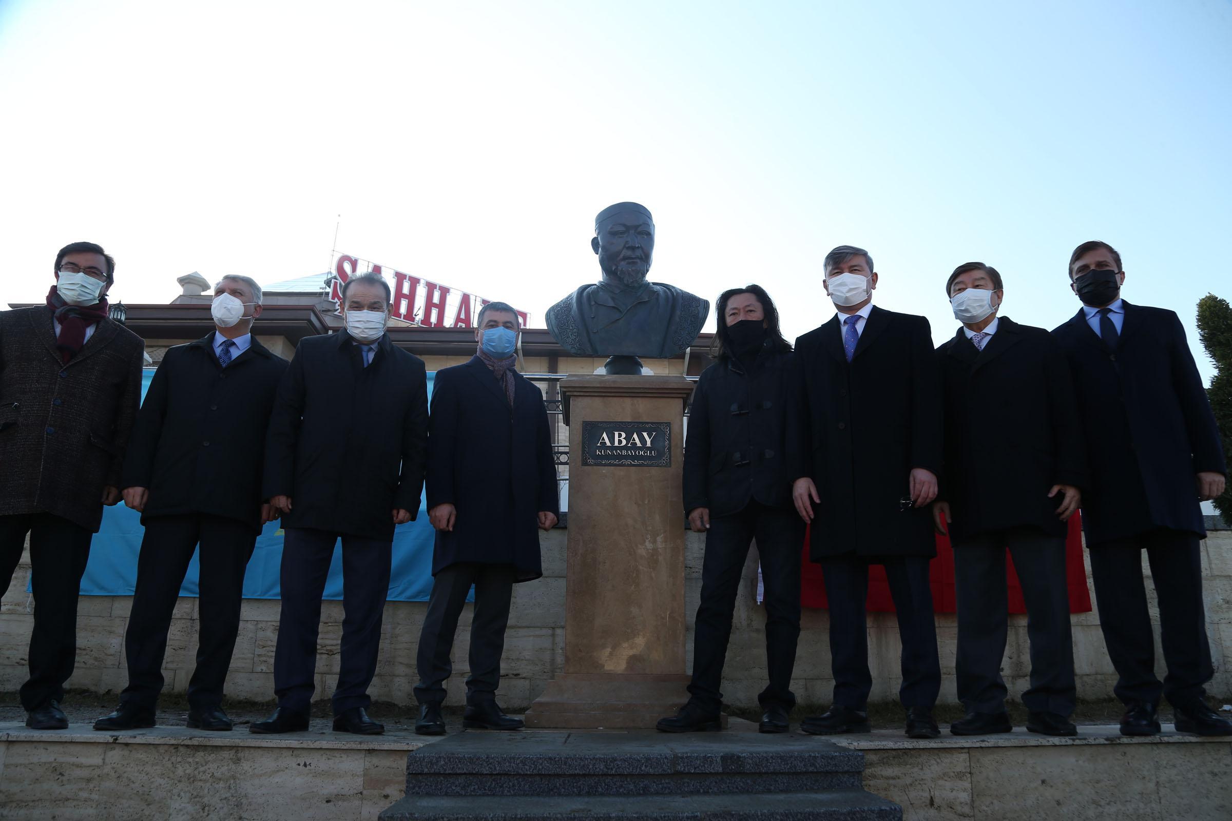 KAZAKİSTAN DOSTLUĞU GÖLBAŞI'NDA PEKİŞTİ