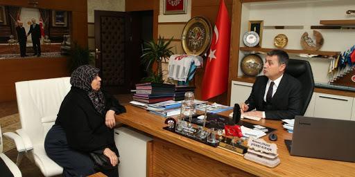 Başkan Şimşek 'Vatandaşı'mızın Herzaman Yanındayız'