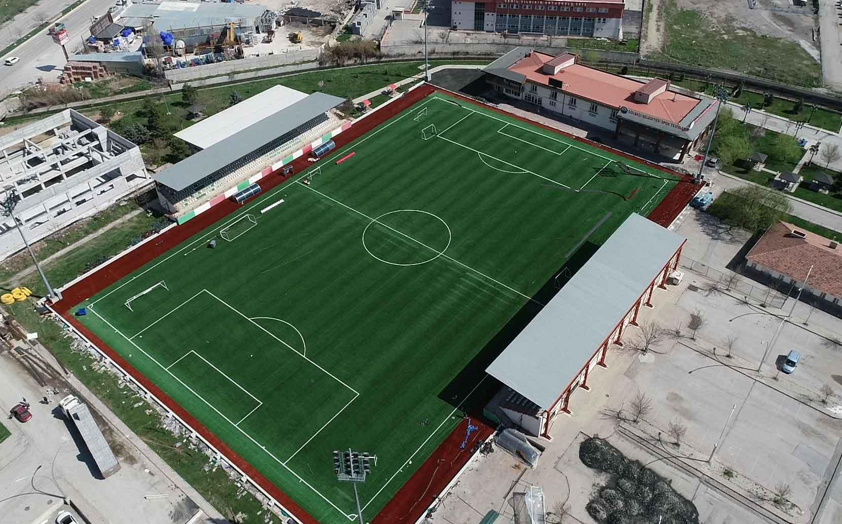 Cumhuriyet Kapalı Spor Salonu'nun Modernizasyonu Projesi