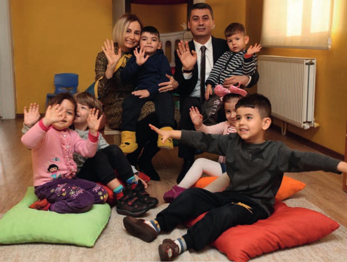 Gölbaşı Belediyesi Gündüz Çocuk Bakım Evi Projesi