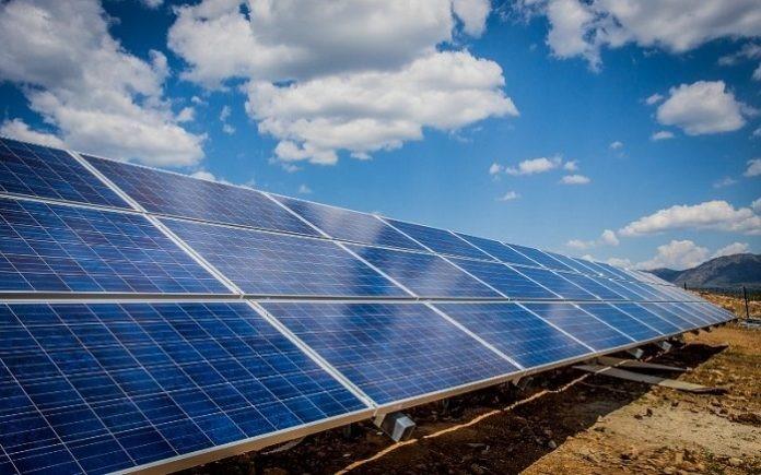 """Güneş Enerjisi Santrali Projesi """"Güneş Enerjisi Santrallerinden Temiz Enerji Üretiyoruz"""""""